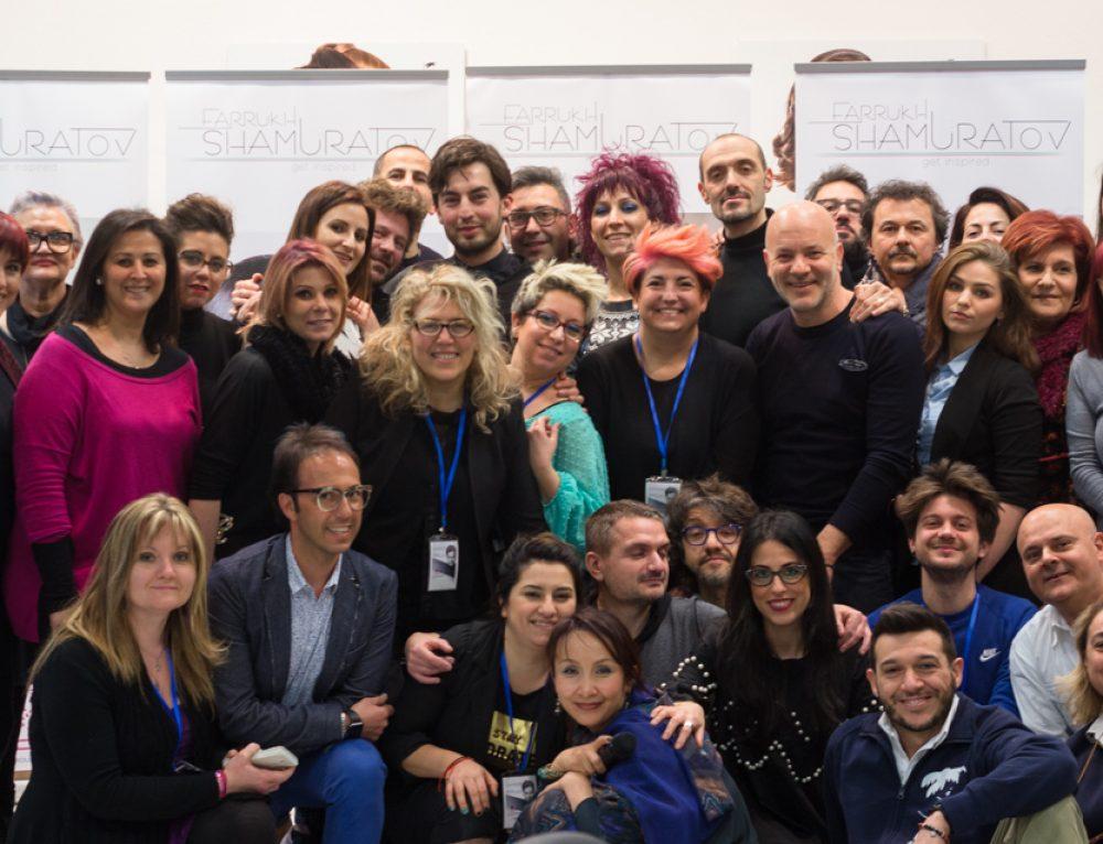 Farrukh Shamuratov a Bologna: il racconto per immagini dell'evento