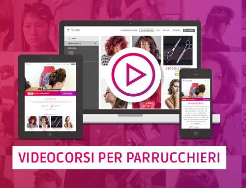 Scopri i videocorsi per parrucchieri su tecniche base e moda firmati Palmer!