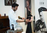 Lancio Moda + Corso di Taglio Uomo: il racconto per immagini