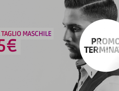 Promo Taglio Maschile: 1 taglio a soli 5€!