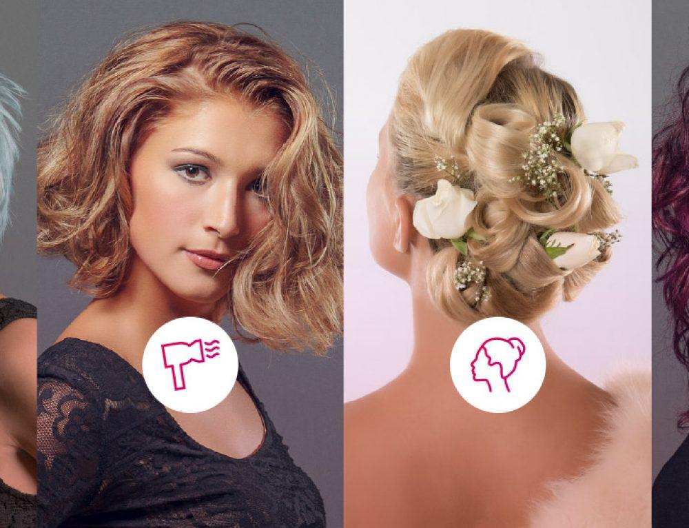 Scopri i nostri corsi di hairstyle in partenza a marzo e aprile!