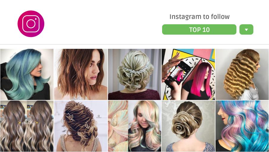 Professione hairstylist: 10 profili Instagram da non perdere