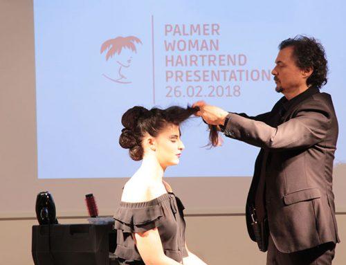 Palmer Woman HairTrend Presentation P/E: il racconto per immagini