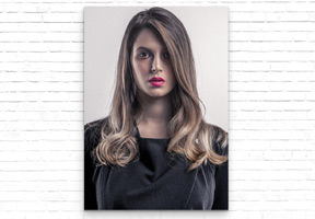 poster immagini salone parrucchieri