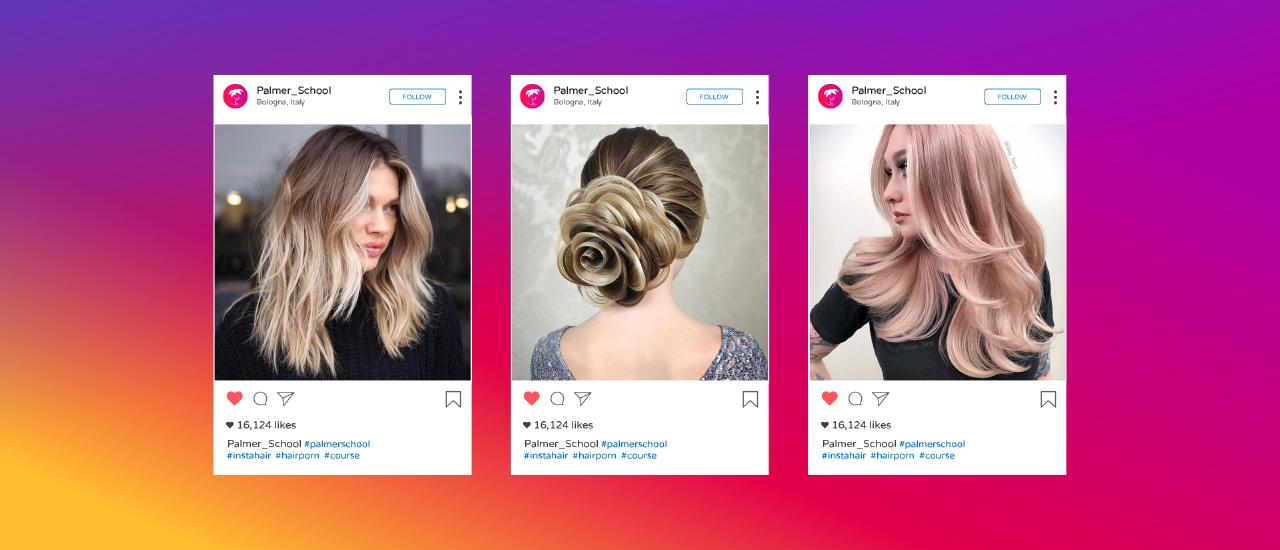 Insta-Hair, corso sulle tendenze capelli social a Bologna