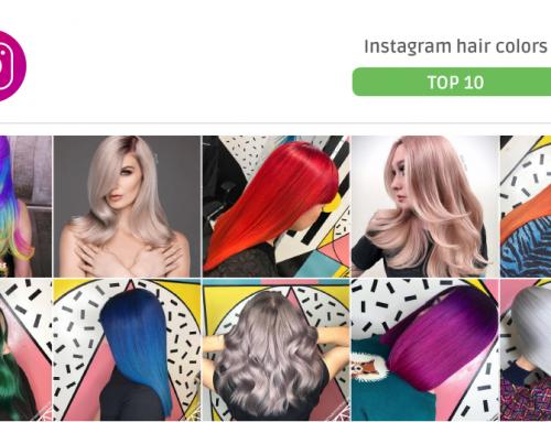 Capelli arcobaleno: 10 idee da Instagram per colori extreme