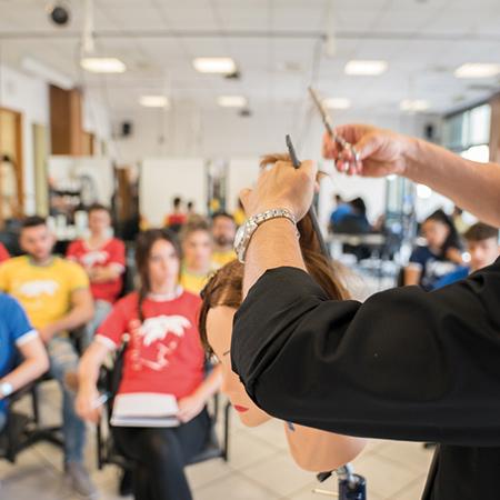 corso regionale biennale per parrucchieri