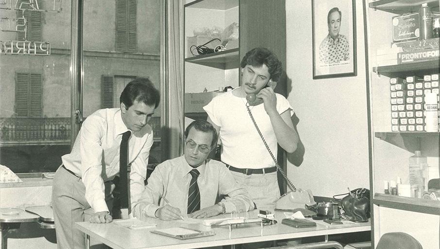 palmer school bologna fondatore